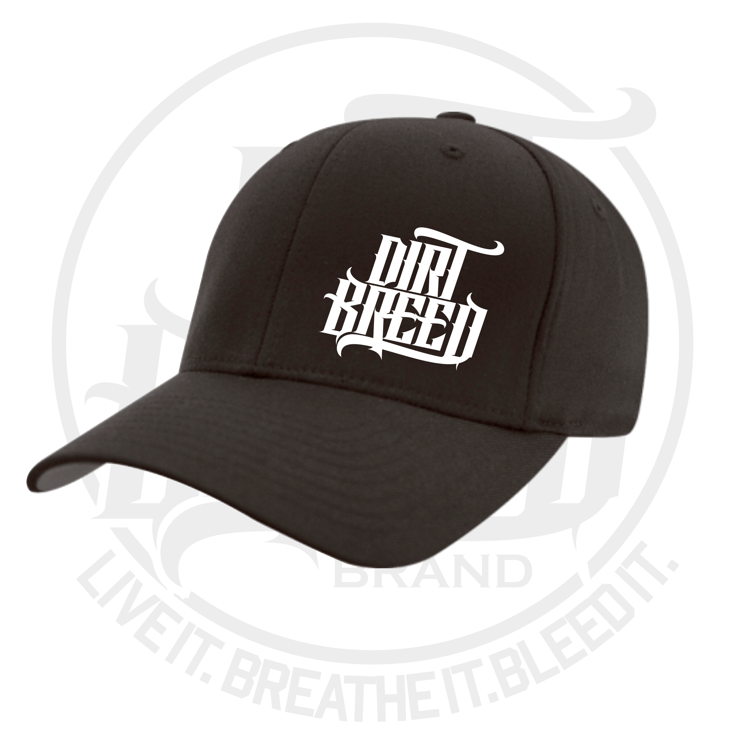 DirtBreed Flexfit Dirt Track Racing Hat