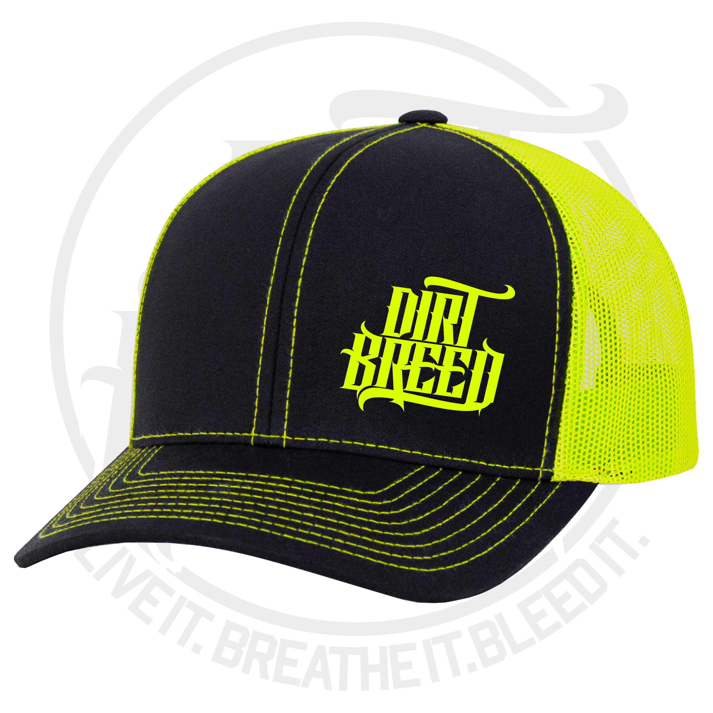 Dirt Track Racing Trucker Hat
