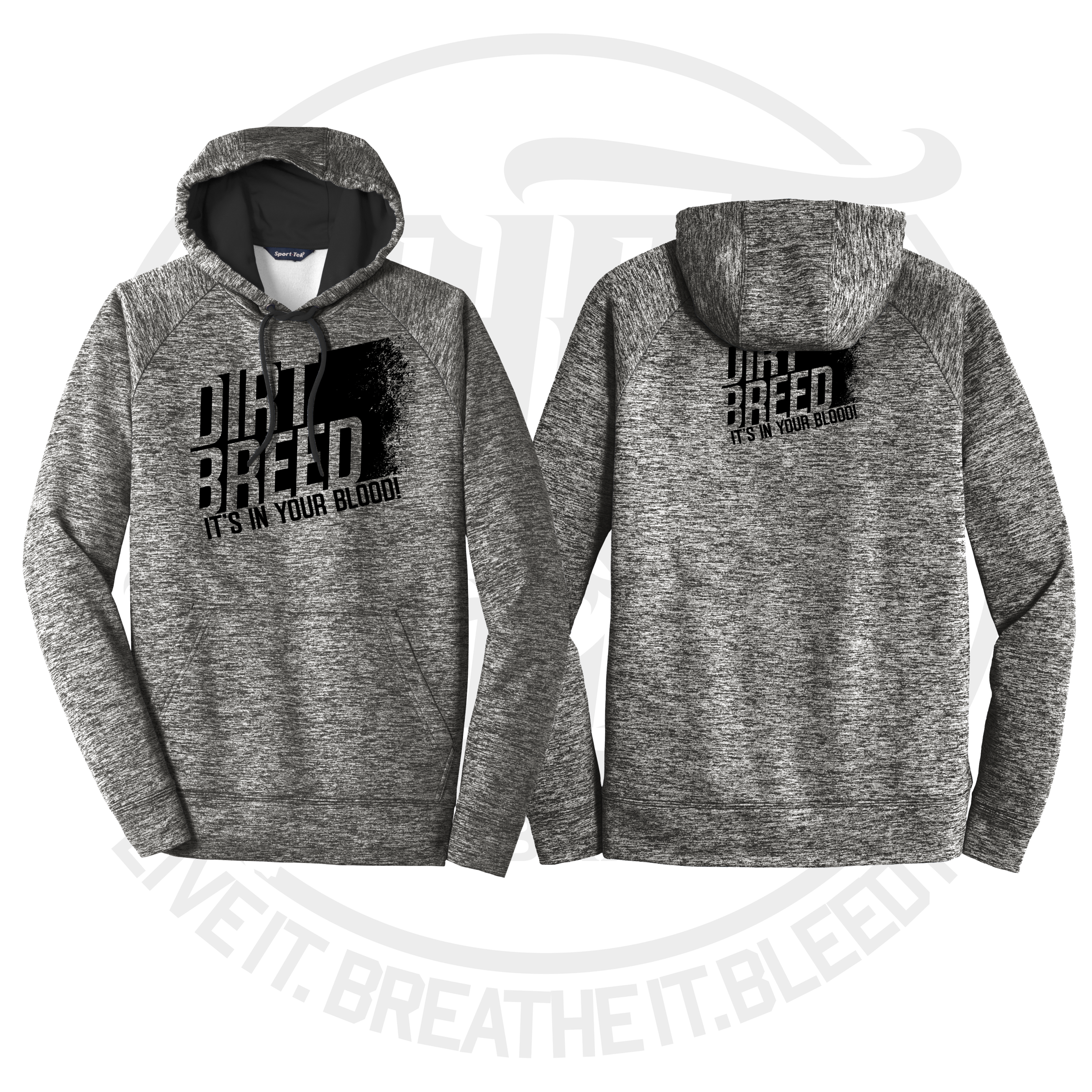 DirtBreed Dirt Track Racing Hoodie