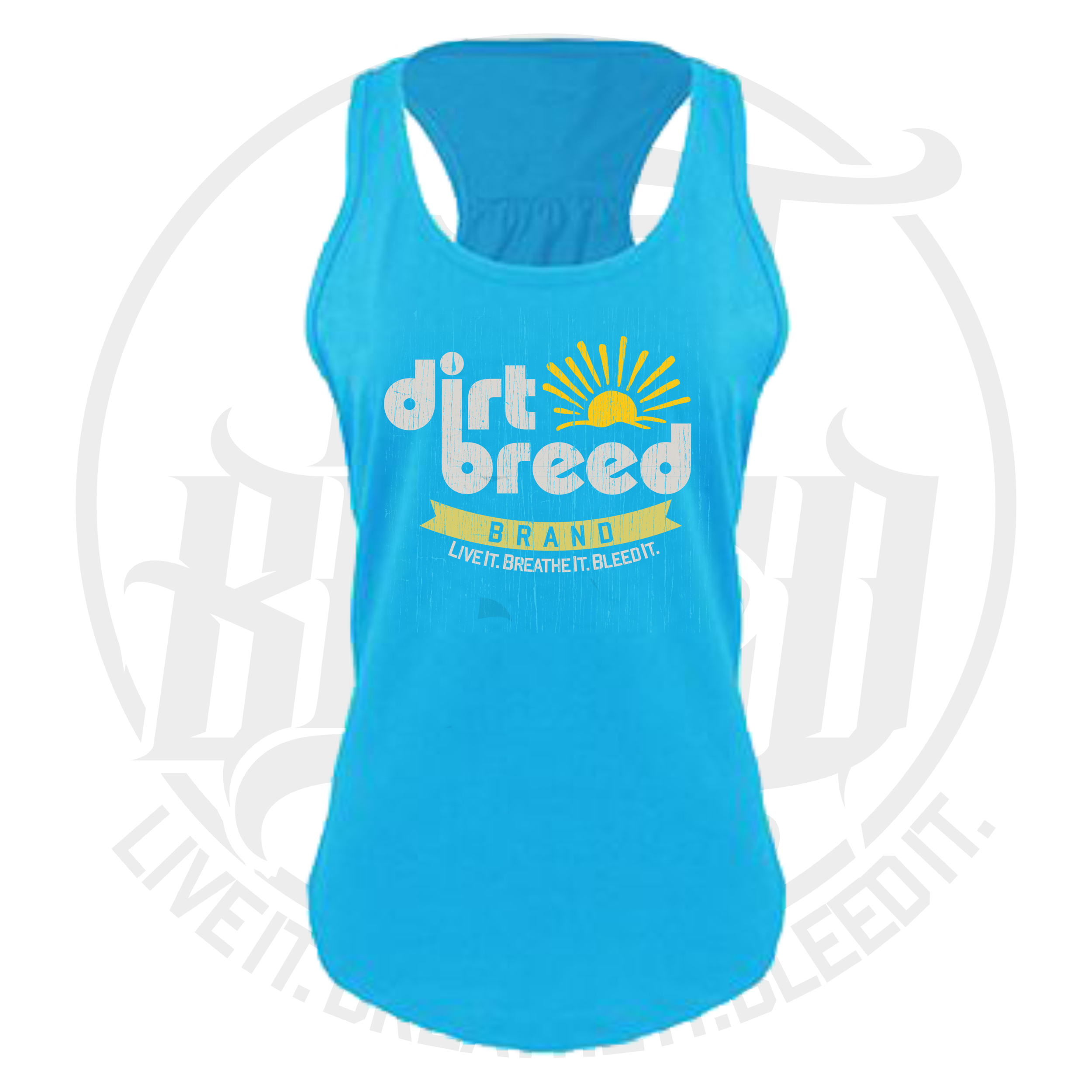 Ladies Dirt Track Racing Tank